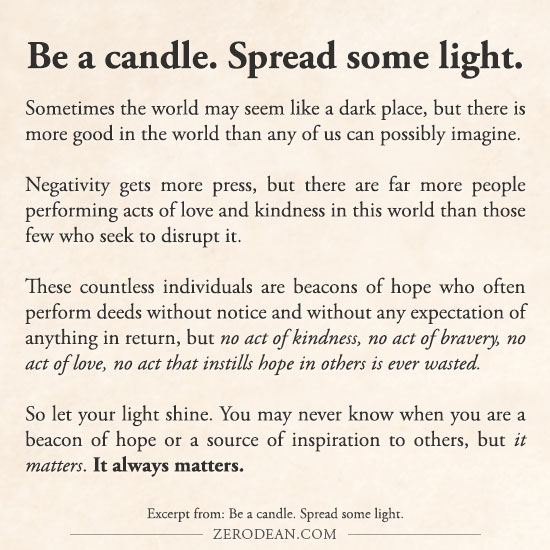 be-a-candle-spread-some-light-zero-dean-pg