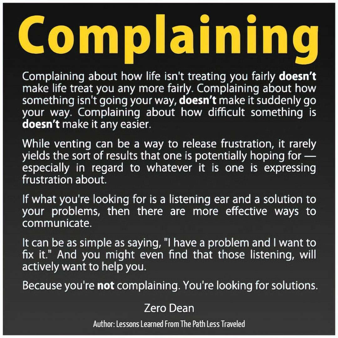 complaining-zero-dean