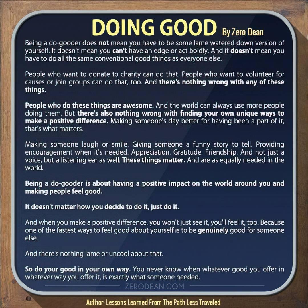 doing-good-zero-dean