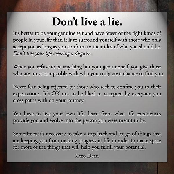 dont-live-a-lie-zero-dean