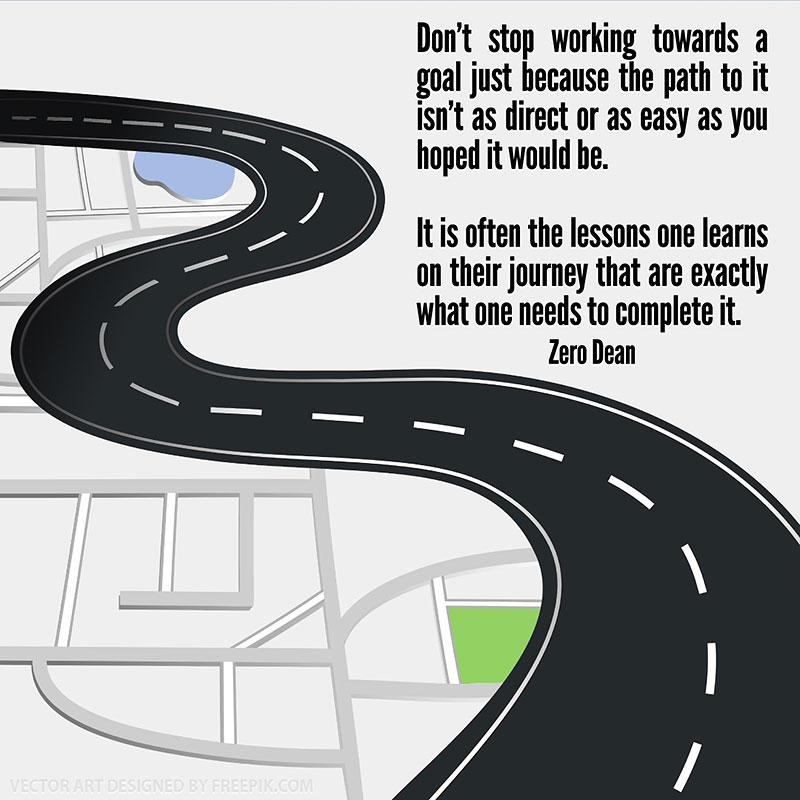 dont-stop-working-towards-a-goal-zero-dean