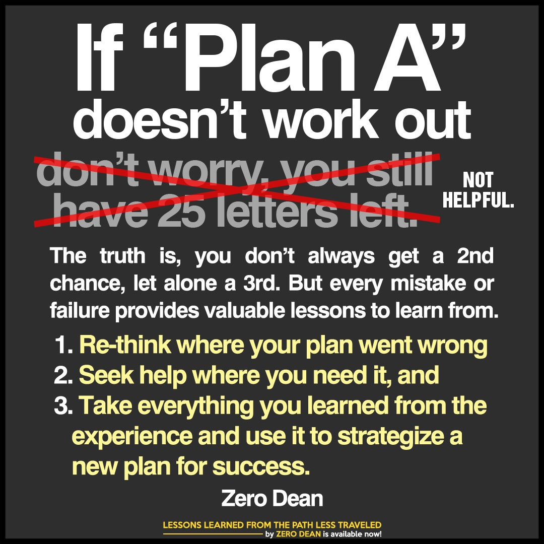 if-plan-a-doesnt-work-out-zero-dean-zerosophy
