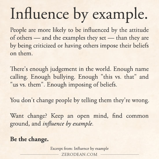 influence-by-example-zero-dean-pg