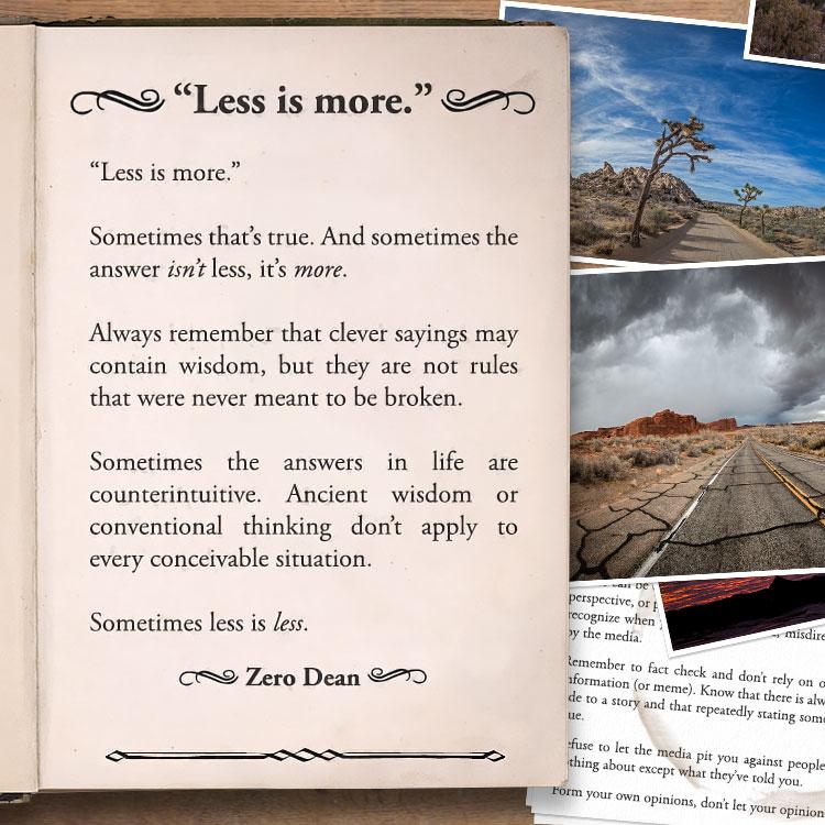 less-is-more-zero-dean-zerosophy