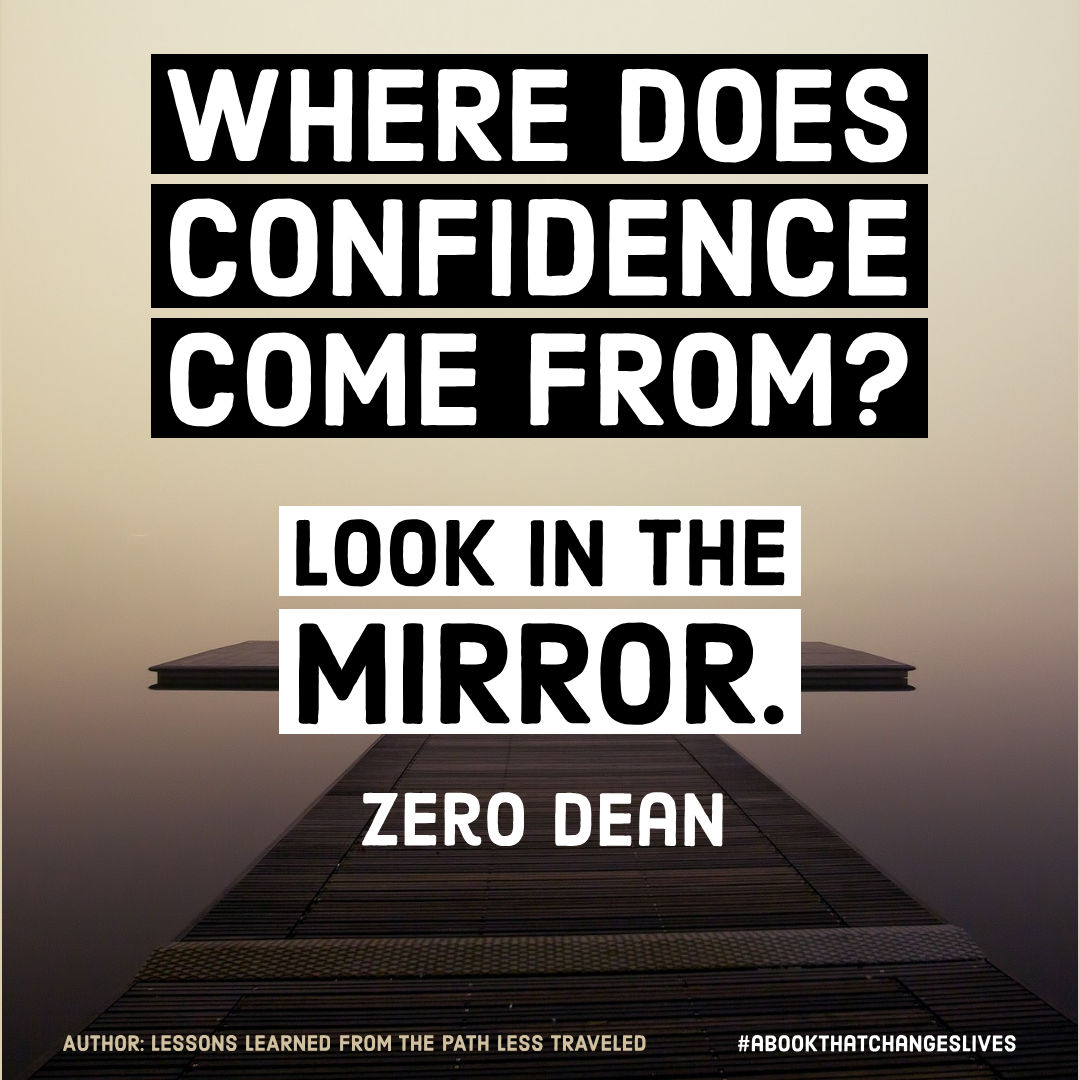 Where does confidence come from?