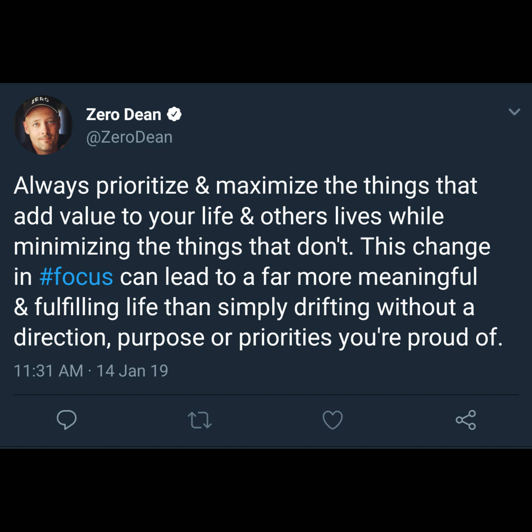 Lessons Learned from The Path Less Traveled by Zero Dean