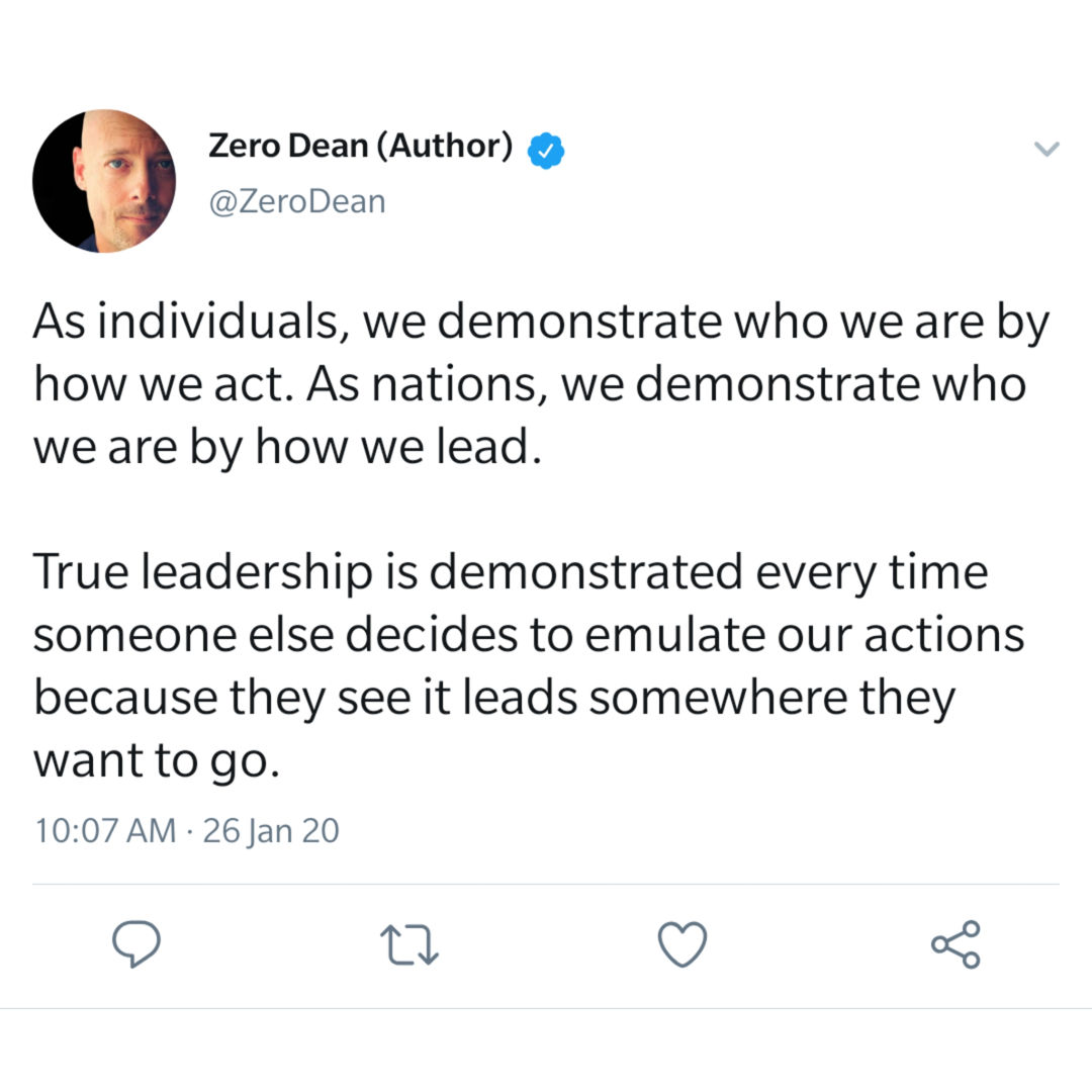 True leadership