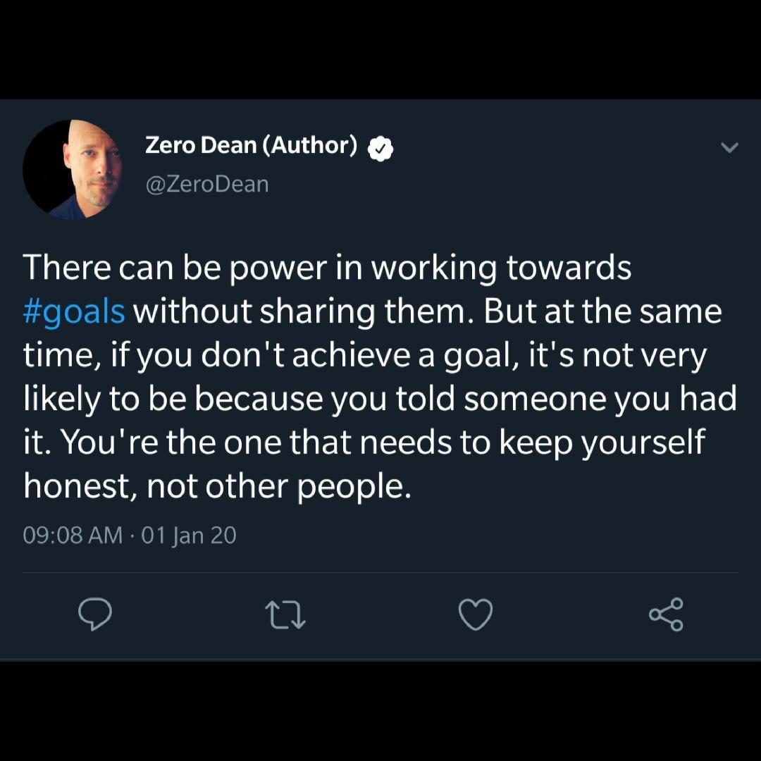 Prioritize your goals