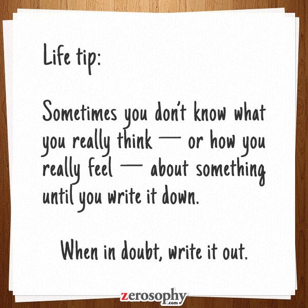 when-in-doubt-write-it-out-zerosophy-zero-dean