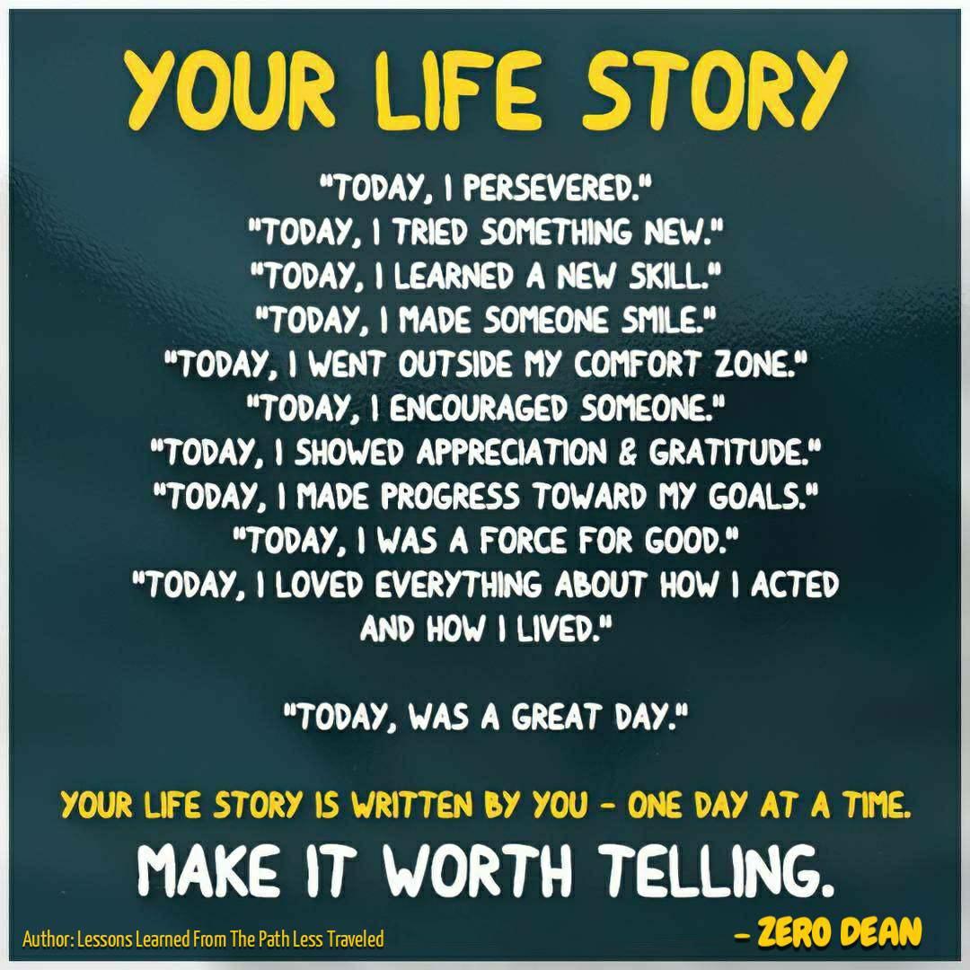 your-life-story-zero-dean